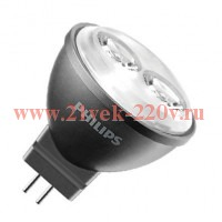 PHILIPS MASTER LED spot 4-20W 827 MR11 24D - лампа