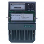 Электросчетчики трехфазные Меркурий, купить по выгодной цене в интернет-магазине 21vek-220v.ru